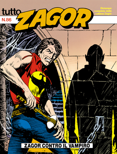 Image of Tutto Zagor n. 86