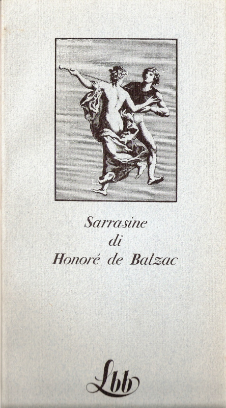 Image of Sarrasine