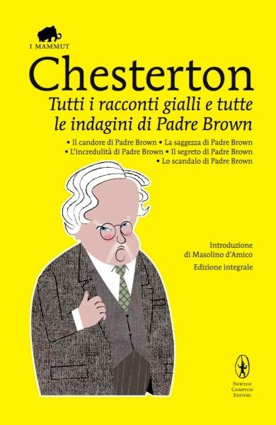 Più riguardo a Tutte le storie di Padre Brown