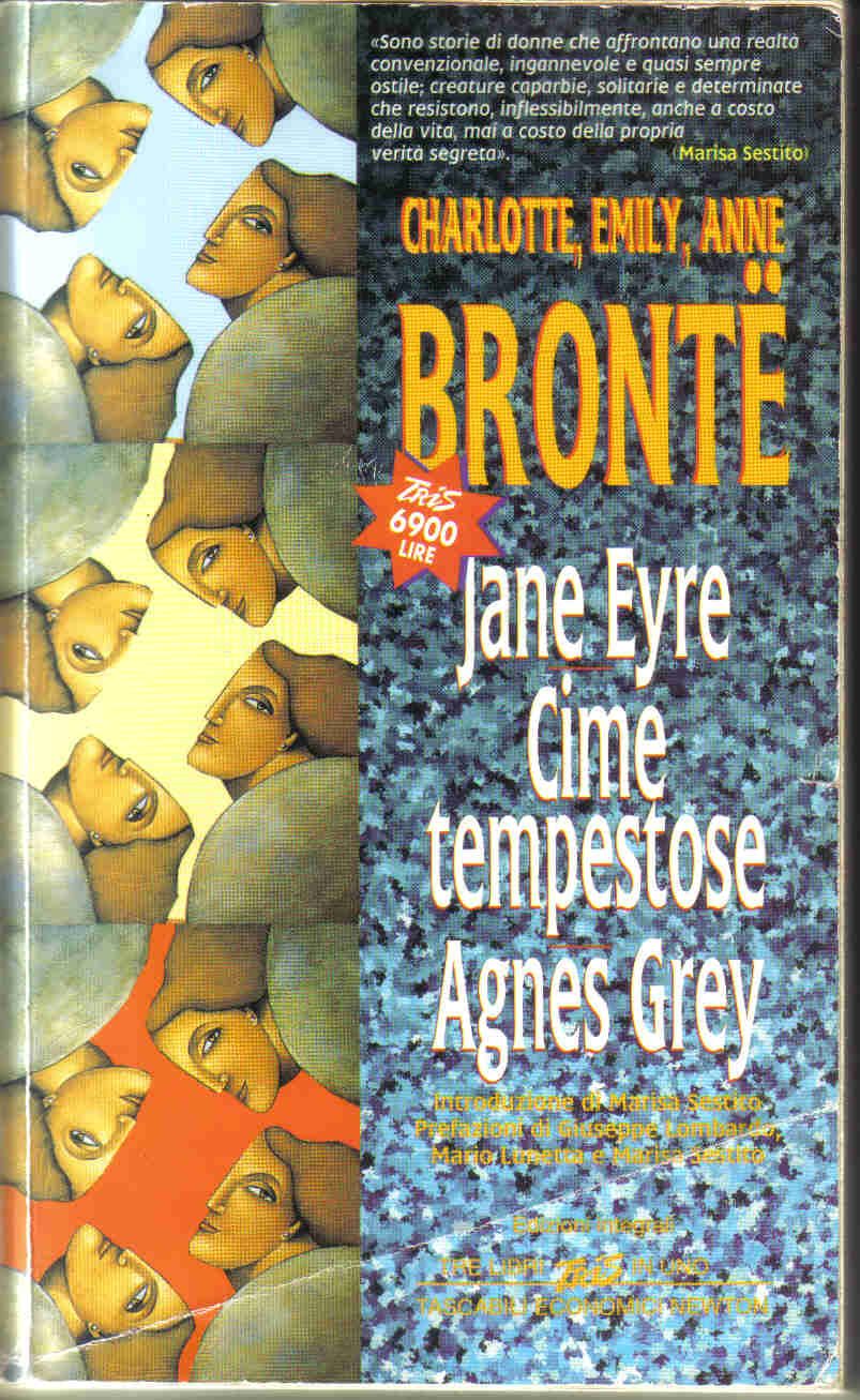 More about Jane Eyre - Cime tempestose - Agnes Grey