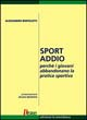 Image of Sport addio