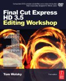 Image of Final Cut Express HD 3.5 Editing Workshop, Third Edition