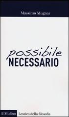 Più riguardo a Possibile/necessario