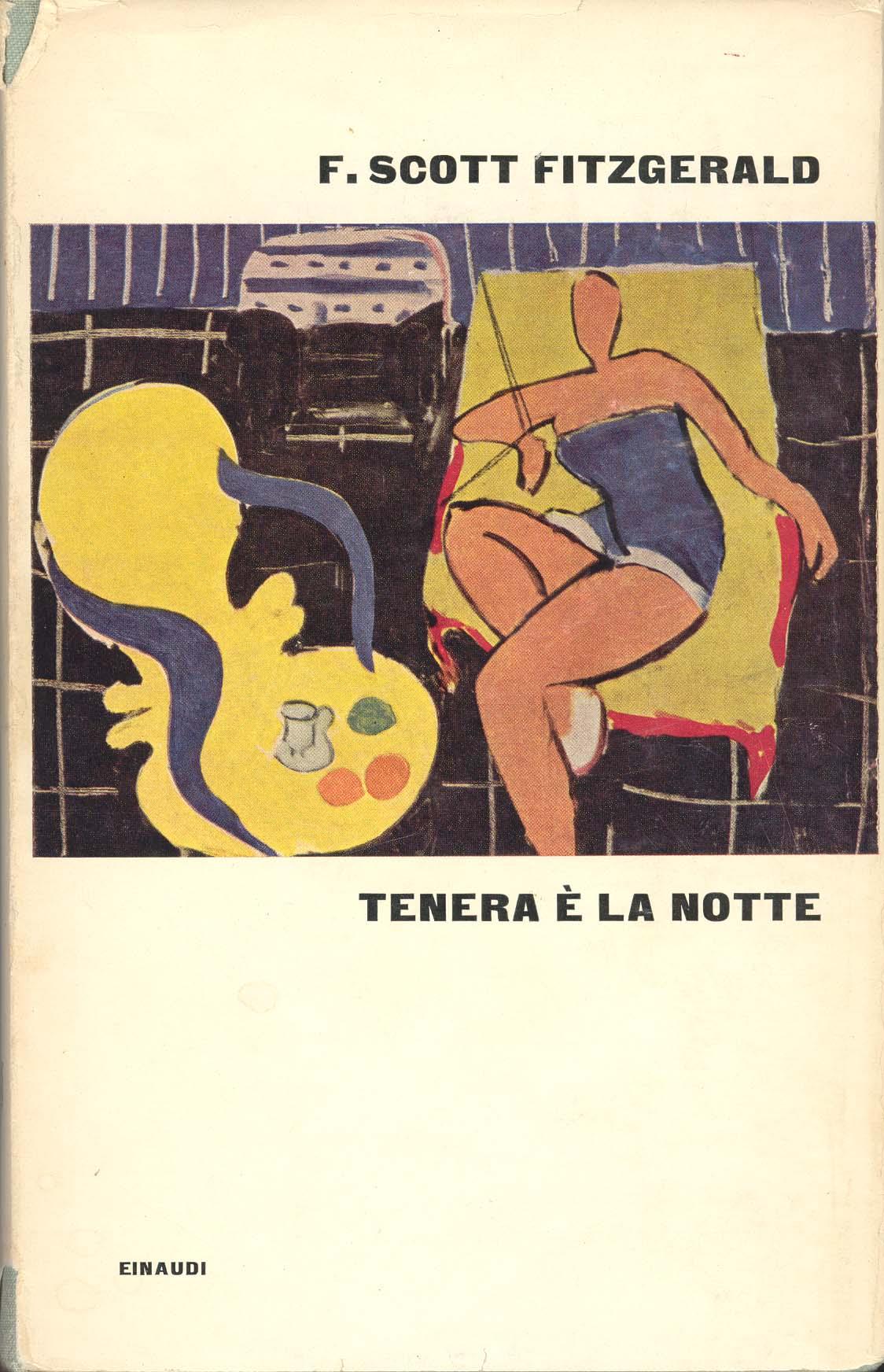 Image of Tenera è la notte