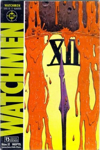 Image of Watchmen #12 (de 12)