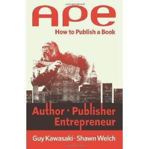 More about APE: Author, Publisher, Entrepreneur