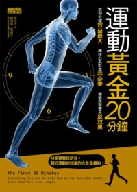 More about 運動黃金20分鐘 前20分鐘效益最大,練核心肌群非必要, 伸展反而帶來反效果