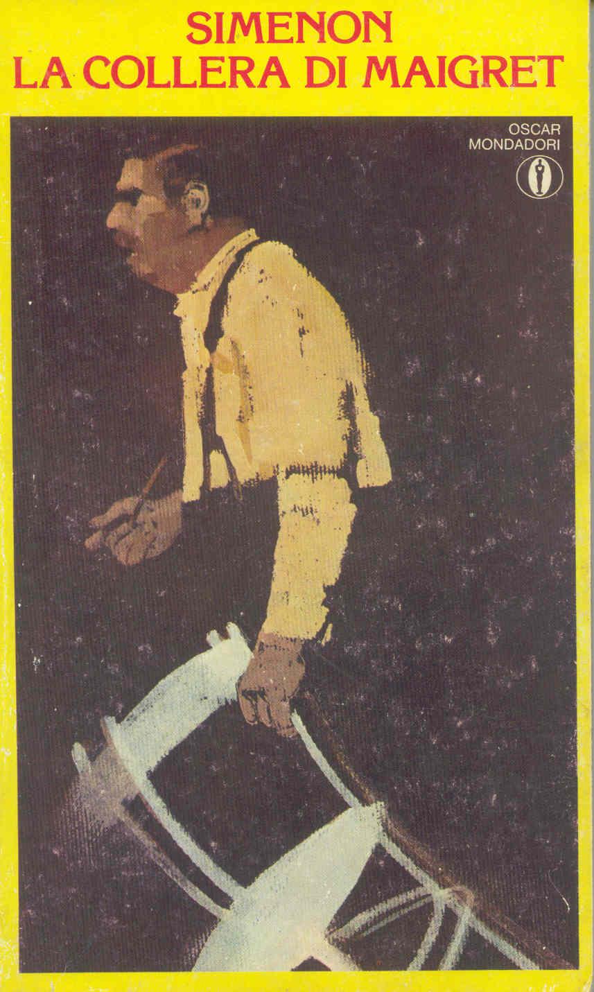 Image of La collera di Maigret