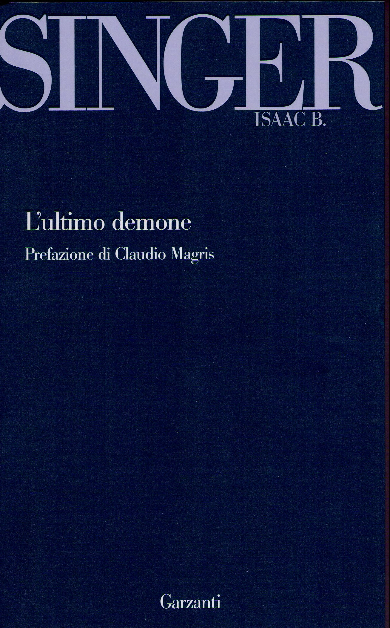 Image of L'ultimo demone