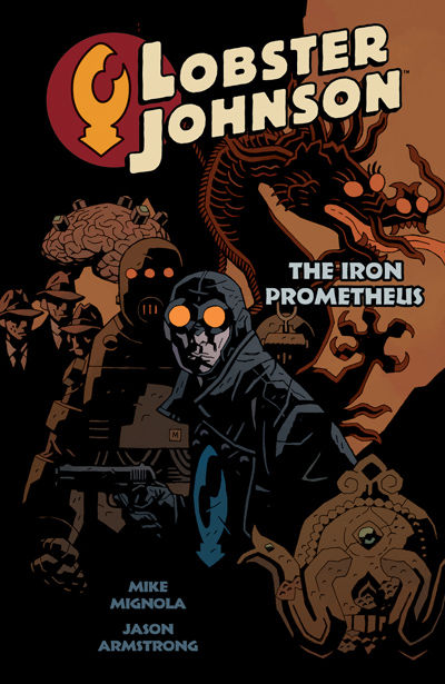 Image of Lobster Johnson - Vol. 1