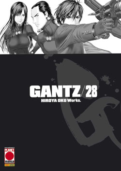 Image of Gantz 28