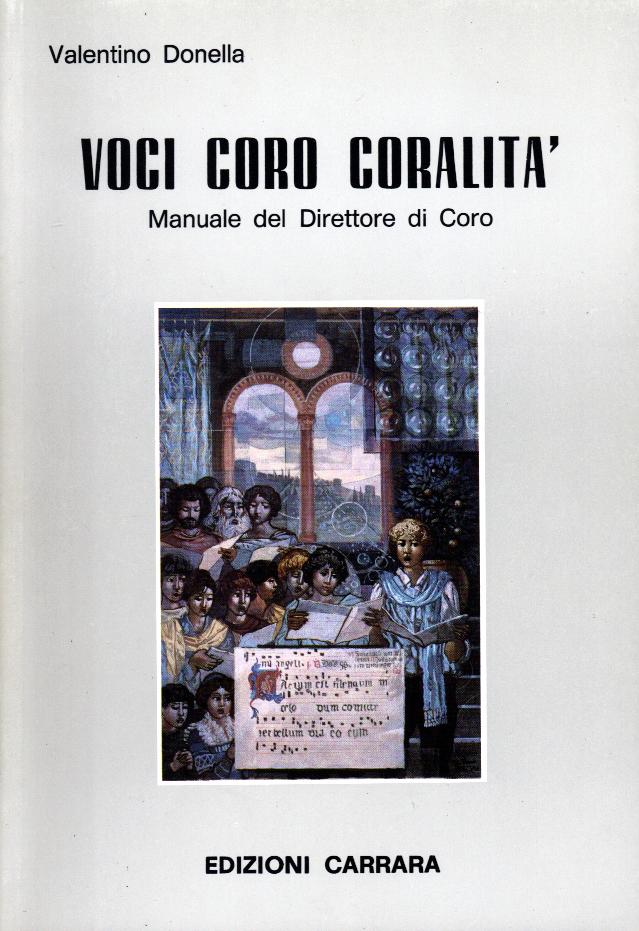 Image of Voci, coro, coralità