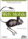 Image of Programmazione per il web mobile