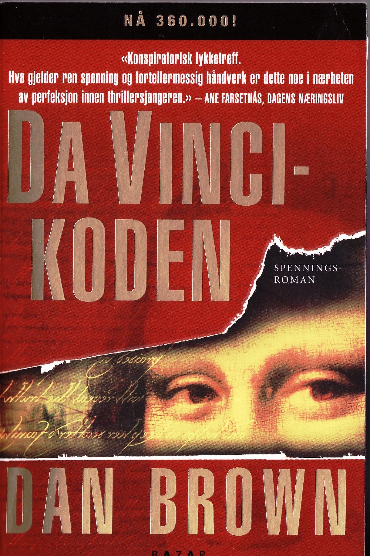 Image of Da Vinci-koden