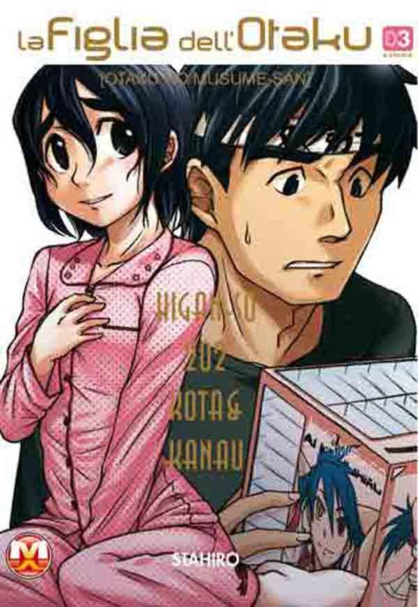 Image of La figlia dell'otaku vol. 3