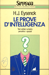 Image of Le prove d'intelligenza