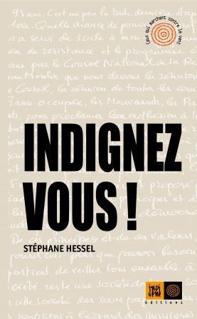 Image of Indignez vous!