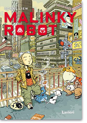 Image of Malinky Robot