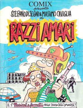 Image of Razzi amari