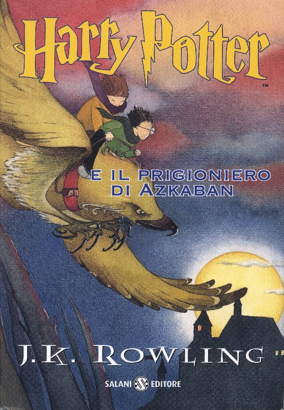 Image of Harry Potter e il prigioniero di Azkaban