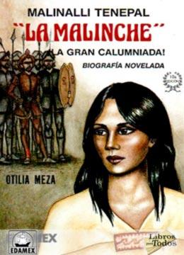 "Image of Malinalli Tenepal : ""La Malinche"" : la gran calumniada!"