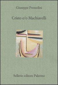 Image of Cristo e/o Machiavelli