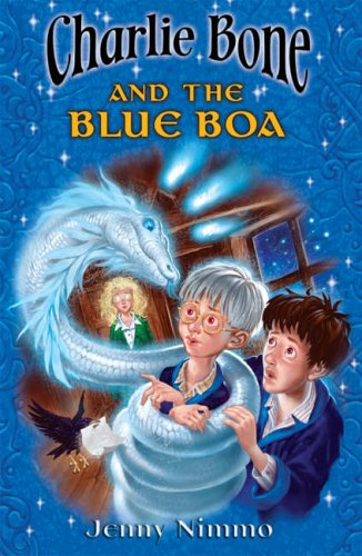 Image of The Blue Boa