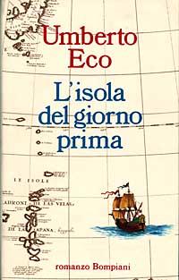 Image of L'isola del giorno prima