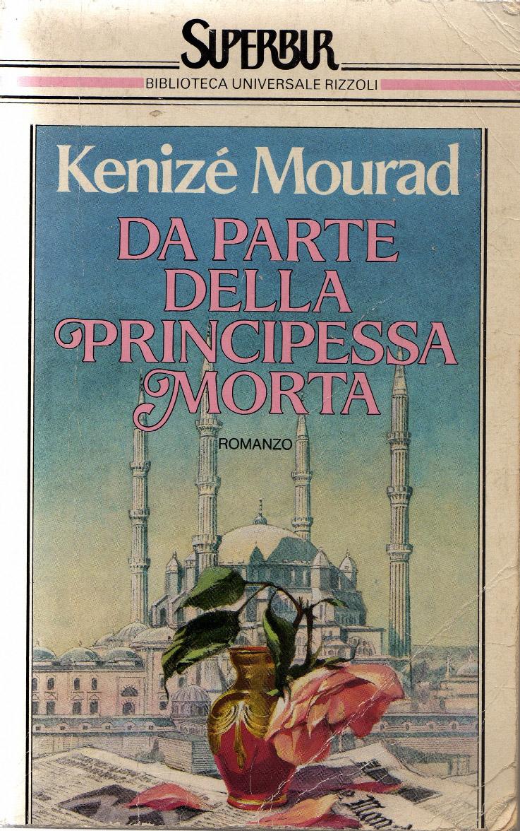 Da parte della principessa morta keniz mourad 23 for Cianografie del letto della principessa