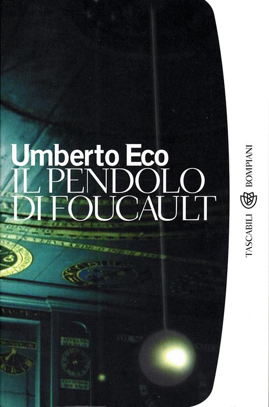 Image of Il pendolo di Foucault