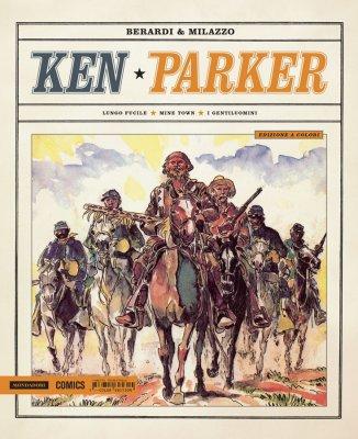 Più riguardo a Ken Parker Colori n. 1