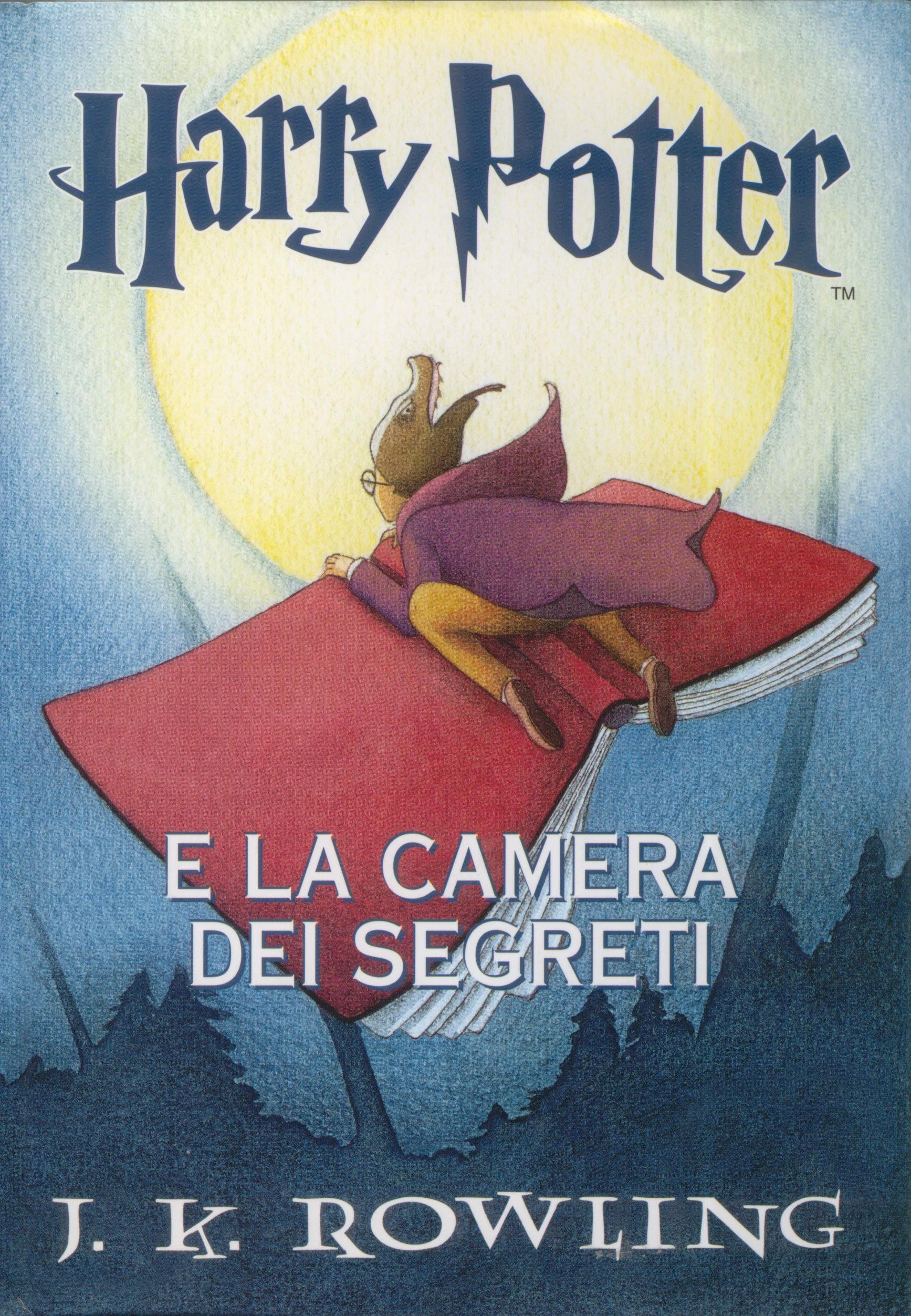 Harry Potter e la camera dei segreti - J. K. Rowling - 966 recensioni ...