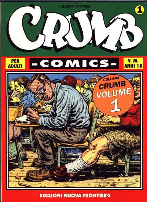 Image of Crumb - Volume 1
