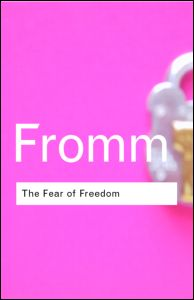 Image of The Fear of Freedom