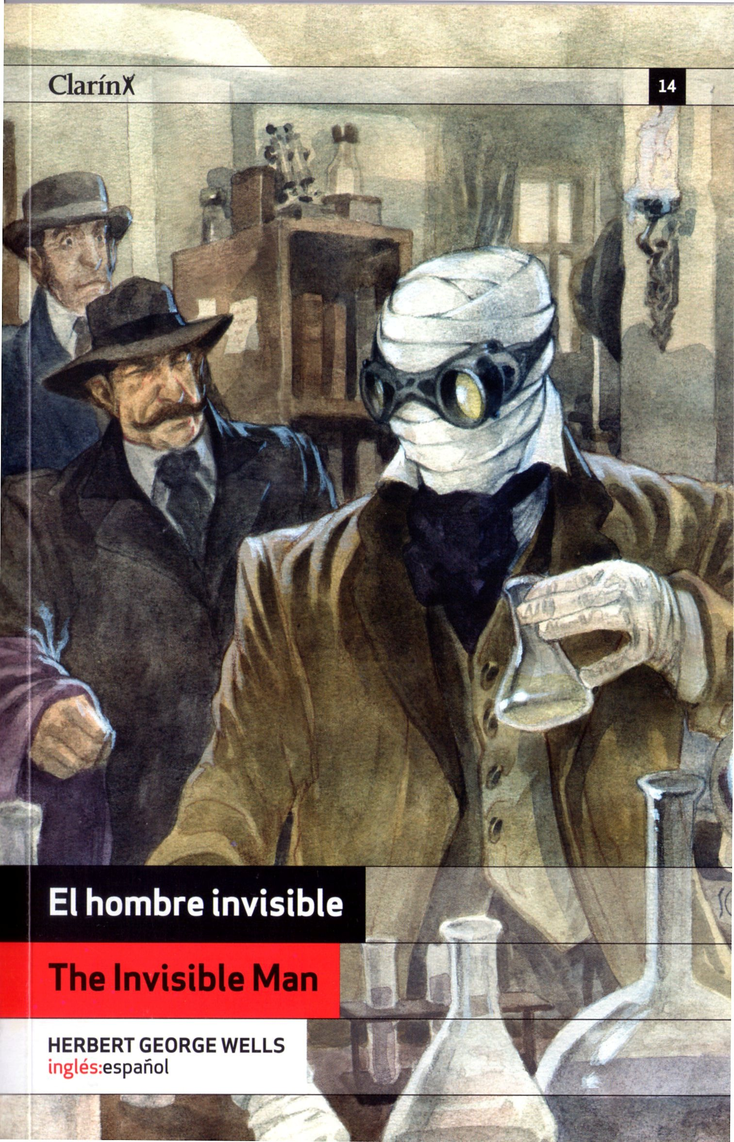 the invisible man by herbert wells