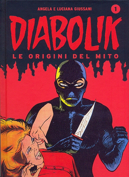Image of Diabolik le origini del mito n. 1
