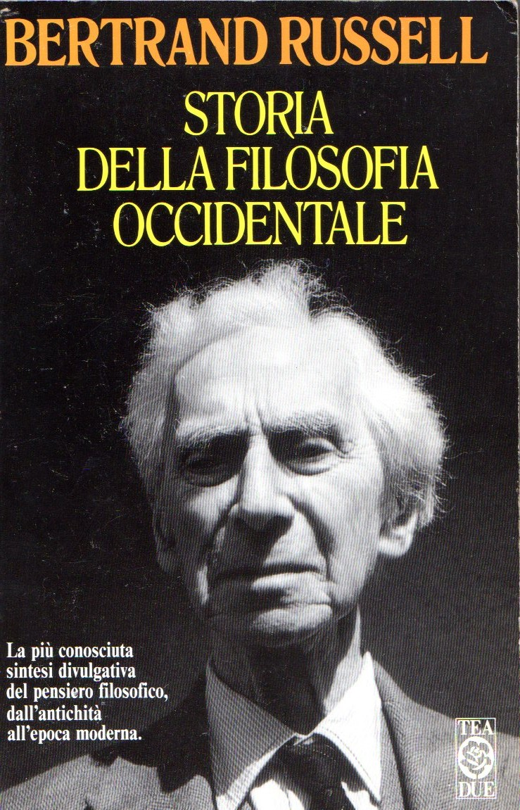 Image of Storia della filosofia occidentale