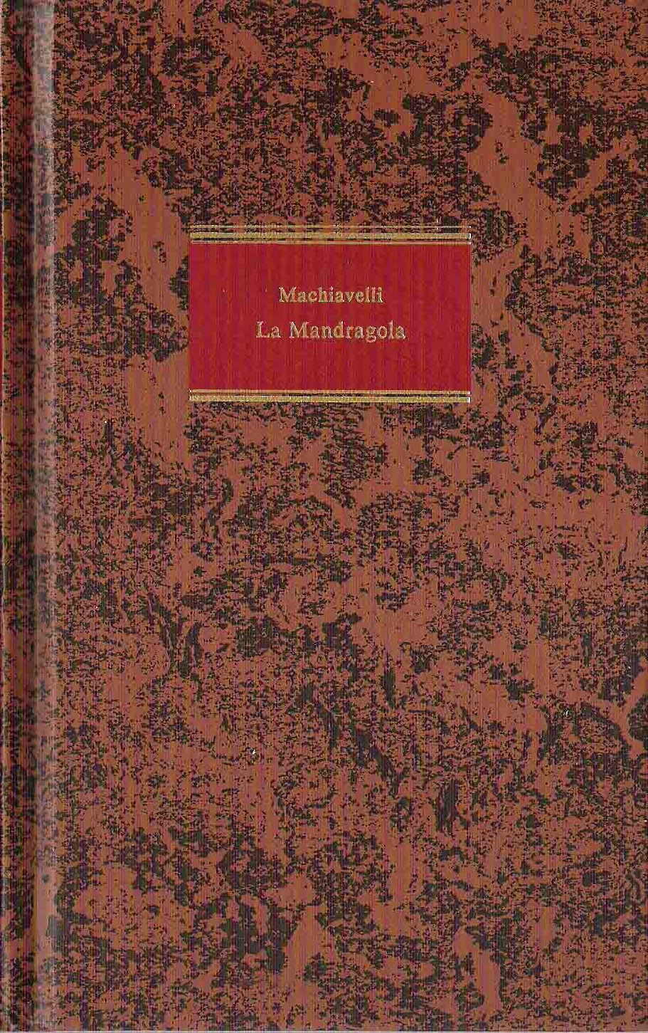 Image of La Mandragola
