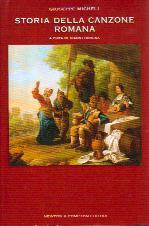 Image of Storia della canzone romana