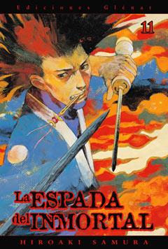 Image of La espada del inmortal, nº 11