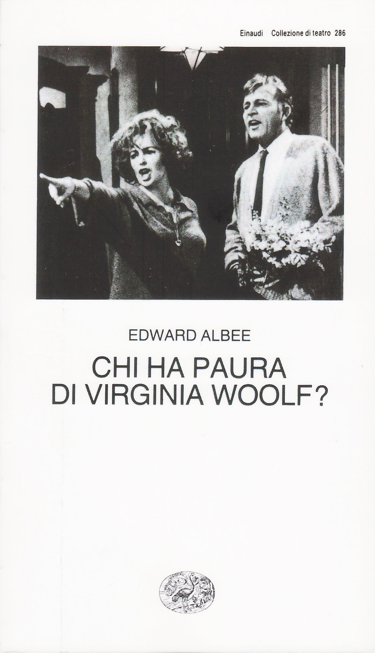 Image of Chi ha paura di Virginia Woolf?