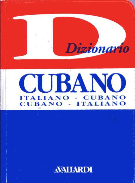 Image of Dizionario cubano